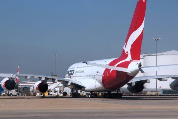 Qantas A380 Industrial Electrician