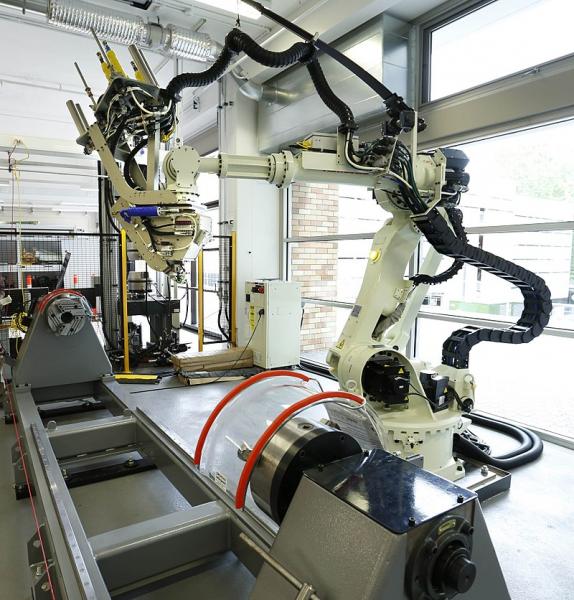 Fibre Picking Robot